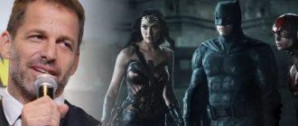 Зак Снайдер раскрыл концовку «Лиги справедливости»