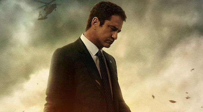 «Падение Ангела»: Джерард Батлер сбегает от спецслужб в новом трейлере боевика