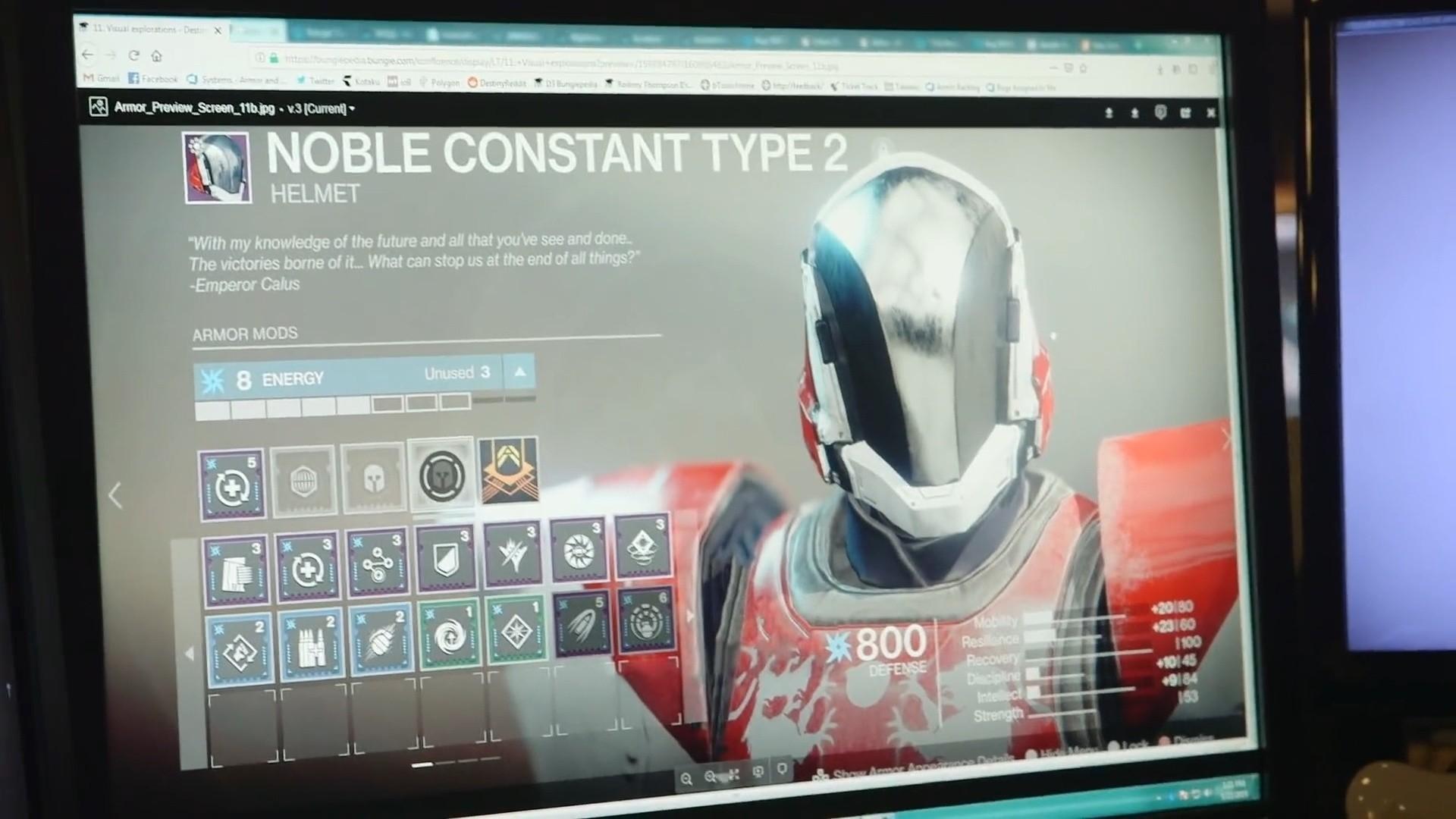 Destiny 2 - новые подробности про броню 2.0 и другая интересная информация за неделю