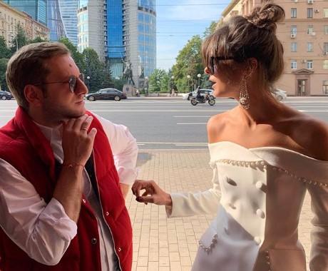 Резо Гигинеишвили женился в третий раз