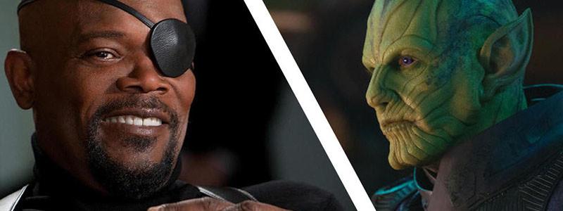 Другие персонажи киновселенной Marvel могут быть Скруллами