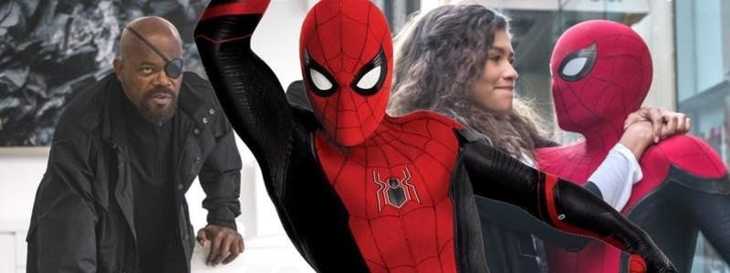 Кевин Файги объяснил камео из сцены после титров «Человека-паука: Вдали от дома»