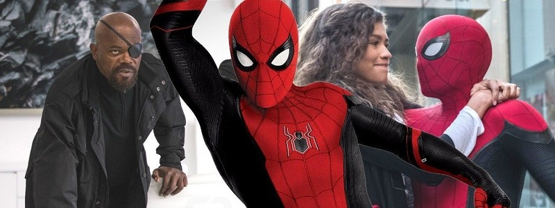 Описание сцен после титров «Человек-паук: Вдали от дома»