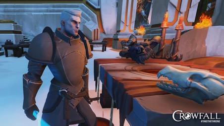 Crowfall стала на шаг ближе к релизу: детали обновления «Прихоти войны»