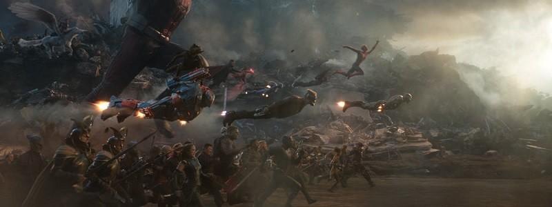 Самая масштабная битва «Мстителей: Финал» теперь в HD