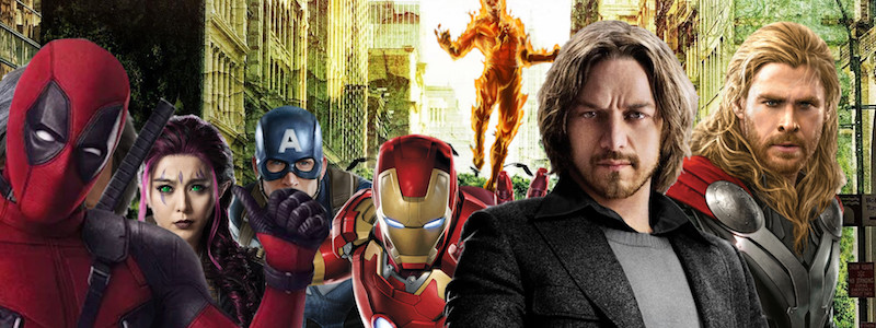 Какими будут Люди Икс в киновселенной Marvel