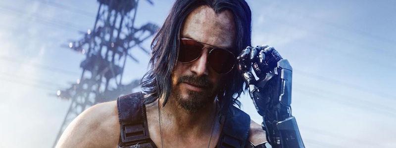 Новые детали Джонни Сильверхенда из Cyberpunk 2077