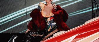 """""""Чем больше зал, тем больше я хромаю"""": Лобода показала """"синие"""" ноги после концерта, которые захотел зацеловать Басков"""