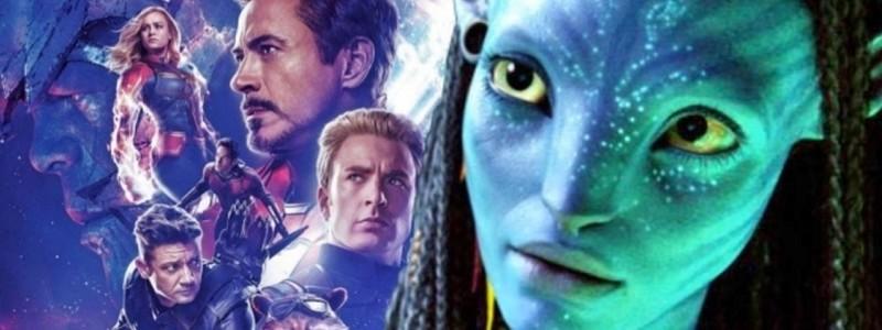 Разница в сборах между «Мстителей: Финал» и «Аватаром» сократилась