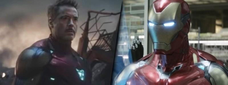 Новый взгляд на эмоциональный момент «Финала» с Тони Старком