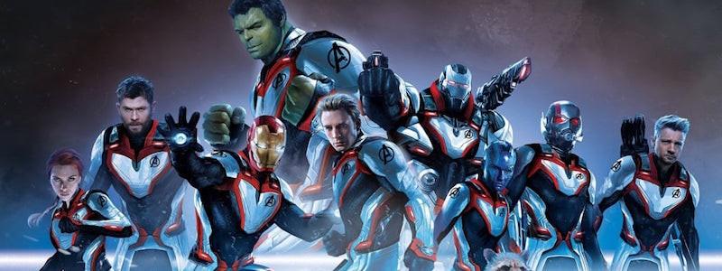 Утекли фильмы «Мстители 5» и «Железное сердце» от Marvel