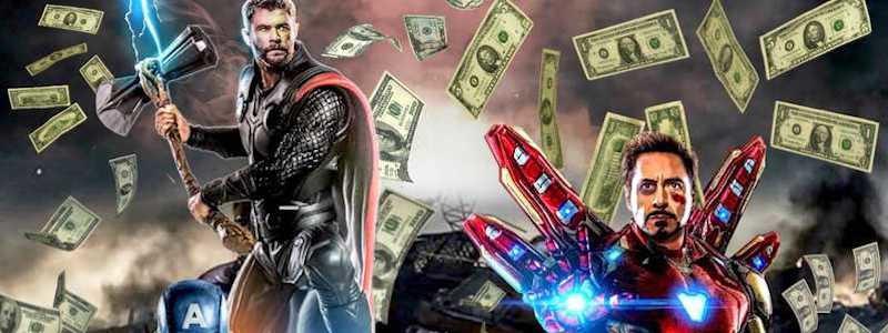 Сборы «Мстителей: Финал» обогнали «Аватара»