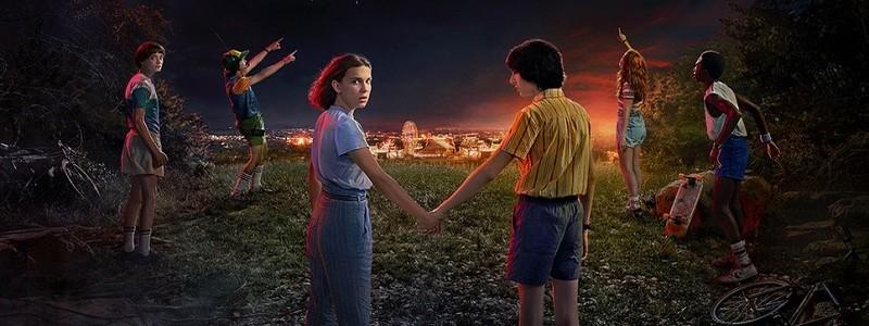 Количество просмотров 3 сезона «Очень странные дела» установили рекорд