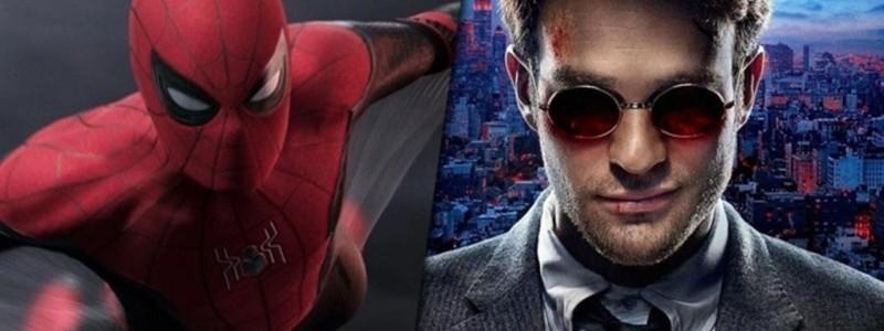 Человек-паук объединяется с Сорвиголовой в суде на новом изображении