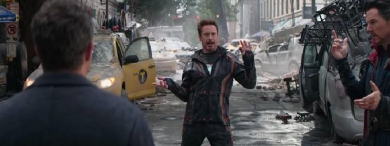Посмотрите неудачные дубли «Мстителей: Финал»