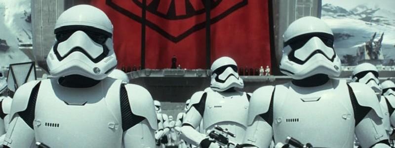 Раскрыт новый штурмовик из «Звездных войн 9»