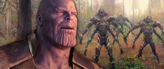 Самое большое отличие «Мстителей: Война бесконечности» от комиксов