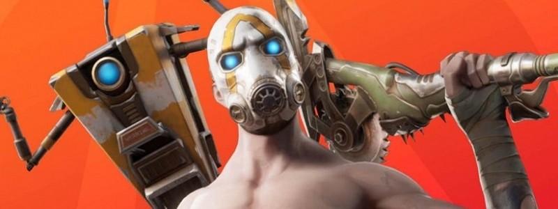 В Fortnite началось событие ForniteXMayhem по случаю выхода Borderlands 3
