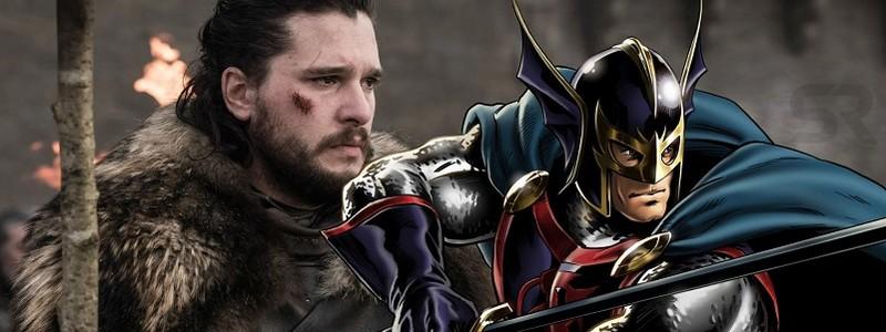 Черный рыцарь может получить сольный фильм Marvel