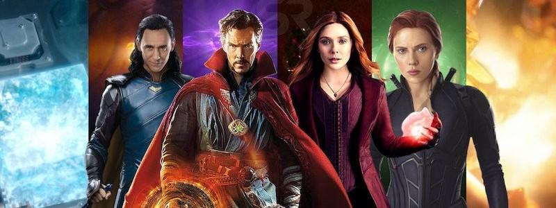 4 Фаза киновселенной Marvel еще одержима Камнями бесконечности