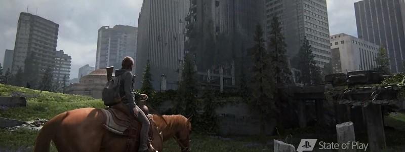 The Last of Us Part II — самая амбициозная игра