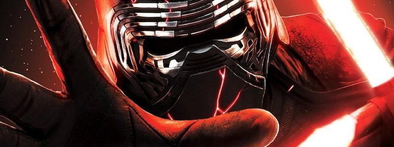 Кайло Рен ищет секреты Темной стороны Силы в «Звездных войнах 9»