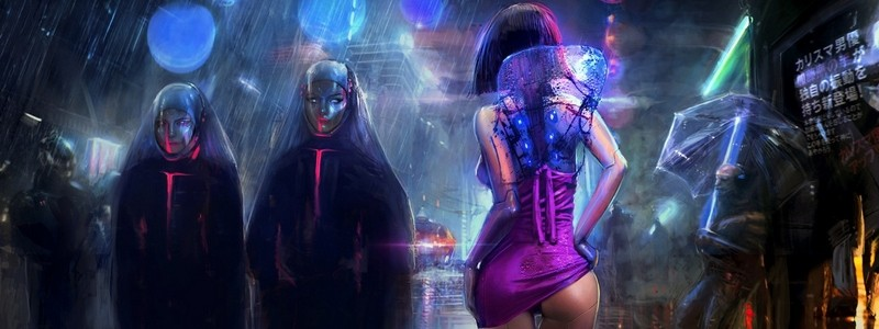 Разработчики Cyberpunk 2077 убрали из игры сцены секса от третьего лица