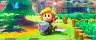 Обзор The Legend of Zelda: Link's Awakening