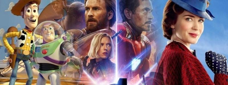 Трейлер Disney+ тизерит проекты Marvel и «Звездные войны»