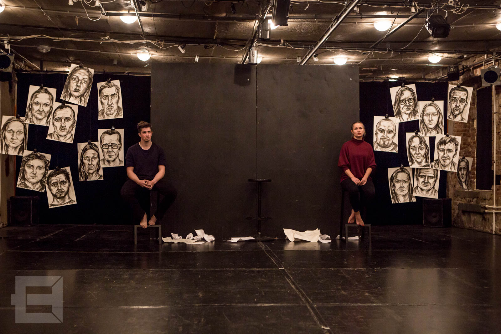 Рецензия на эскиз спектакля «Клуб 27» в Мастерской Современного Театра. Трудный возраст