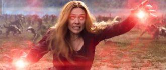 Алая Ведьма - следующий большой злодей киновселенной Marvel?