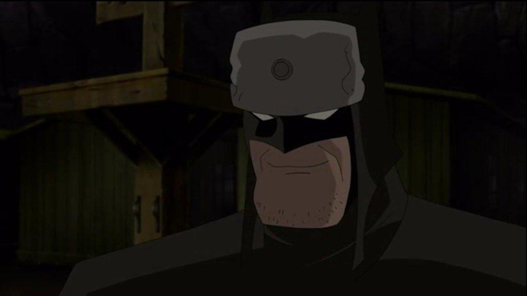 Первый взгляд на Бэтмена из фильма «Супермен: Красный сын»