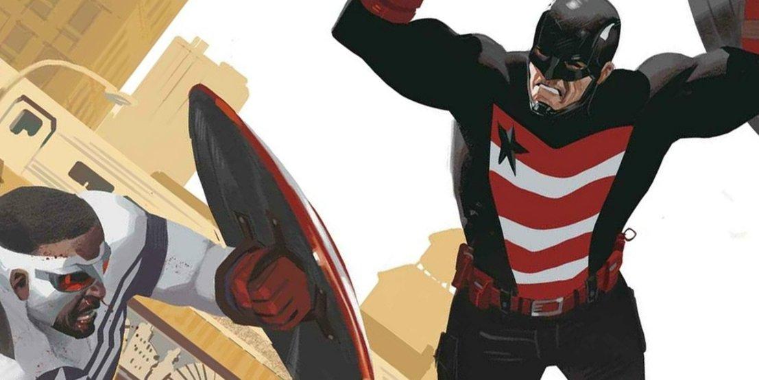 Злой Капитан Америка появится в 4 Фазе киновселенной Marvel