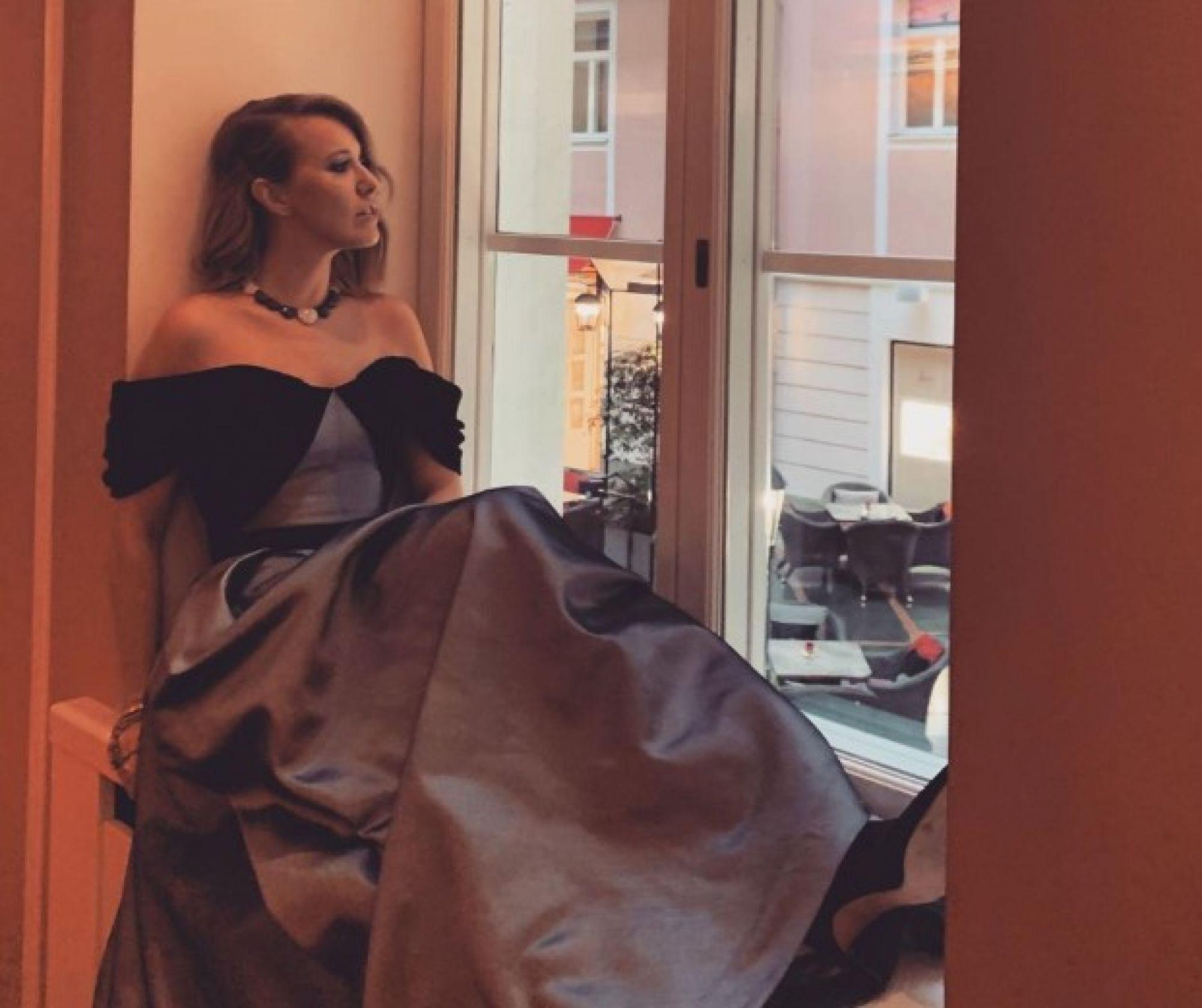 """""""Как будто пережила радиацию"""": Ксения Собчак вспомнила о серьёзных проблемах после родов сына"""
