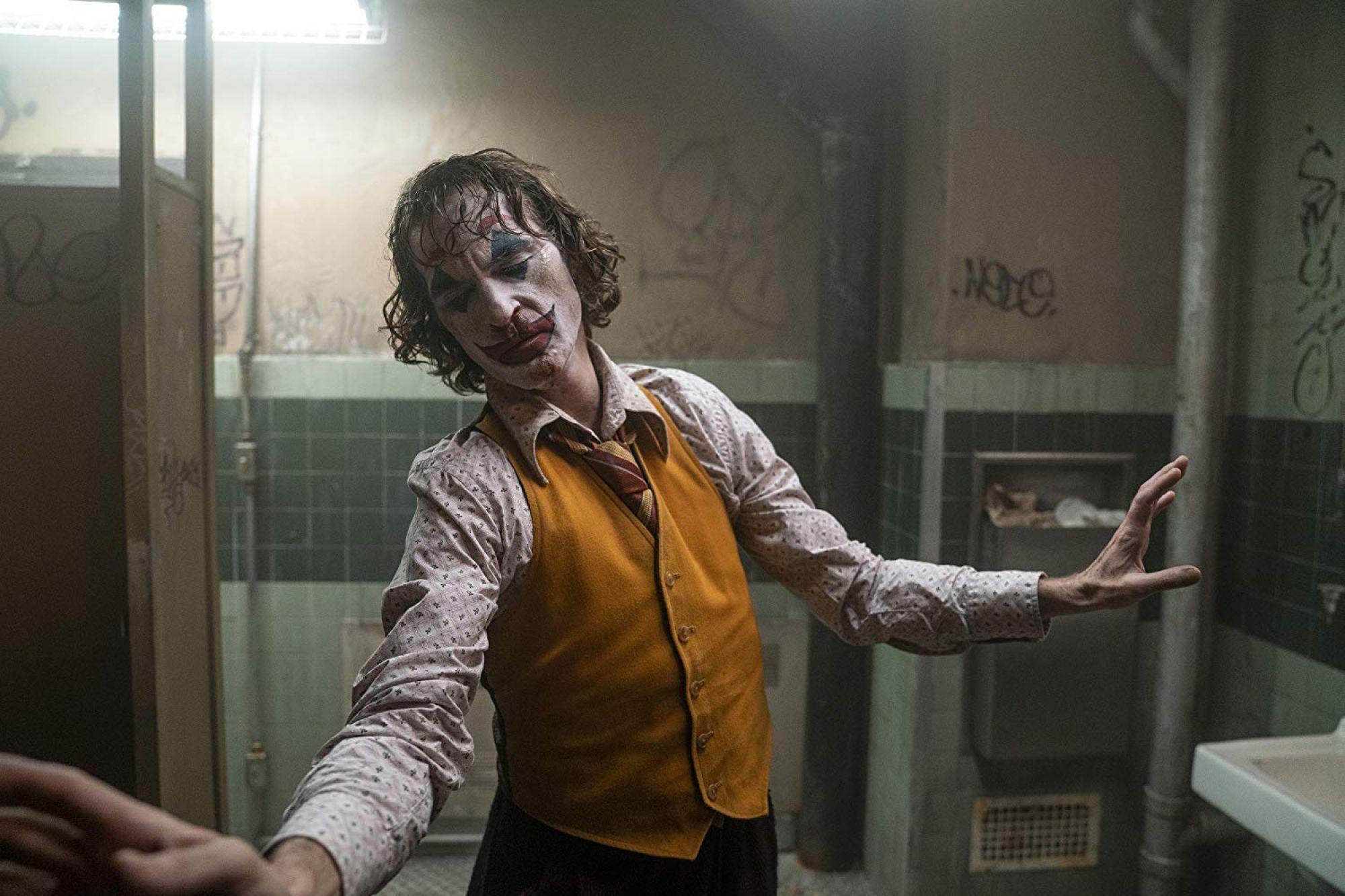 """""""Джокер"""": я думал, моя жизнь – трагедия, оказалось, комедия"""