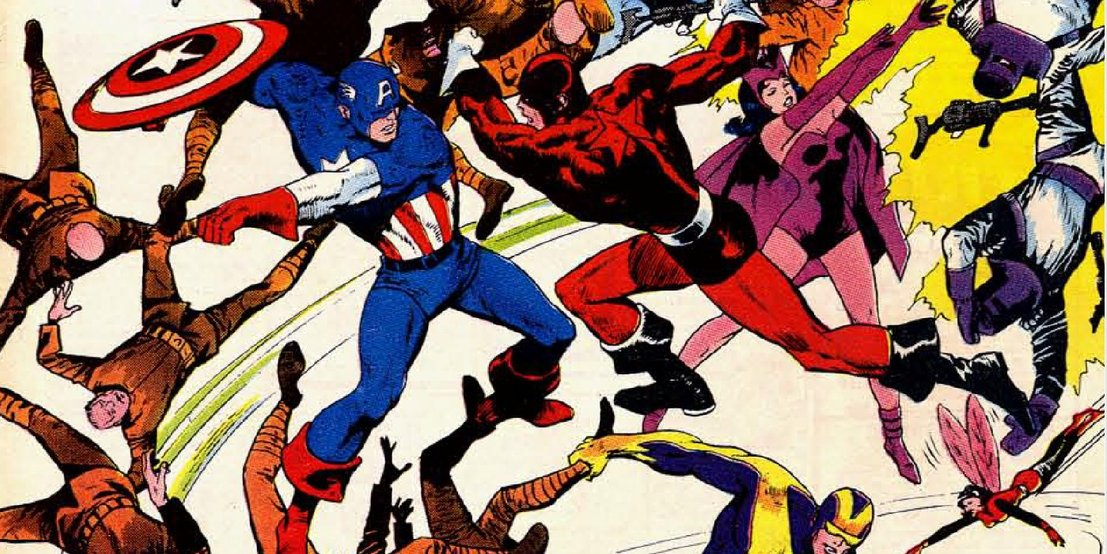 «Черная вдова» использует одну из лучших историй Капитана Америка