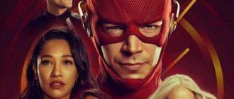 Новый костюм Флэша на кадрах 6 сезона сериала от CW и DC