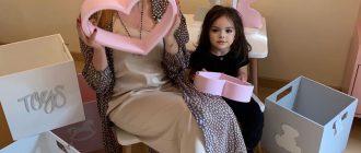 Анастасия Стоцкая показала подписчикам мужа и маленькую дочку