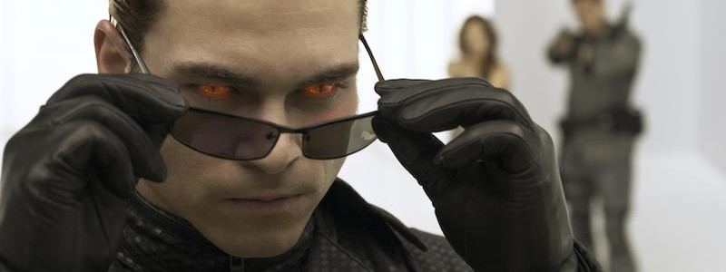 Как Энтони Старр выглядит в роли Вескера из Resident Evil