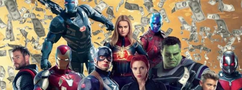 Сборы «Мстителей: Финал» за день достигли минимума