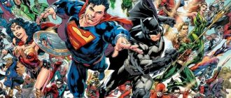 DC внесли изменения в члена Лиги справедливости