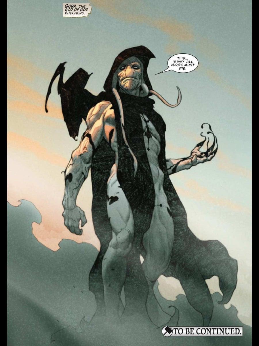 Marvel вернули большого врага Тора
