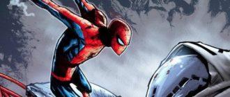 Marvel представили нового Человека-паука