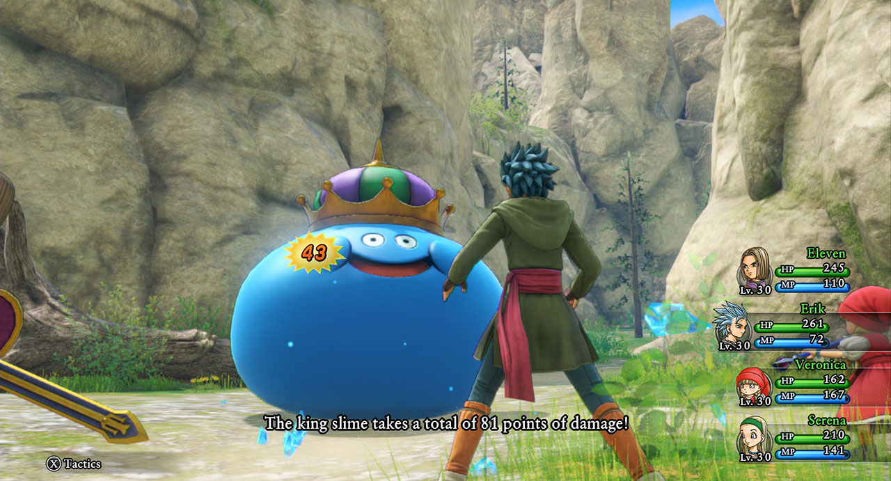 Обзор Dragon Quest XI S: Echoes of an Elusive Age - Definitive Edition