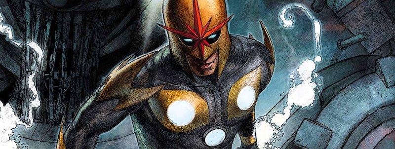 Раскрыто, когда Нова появится в киновселенной Marvel
