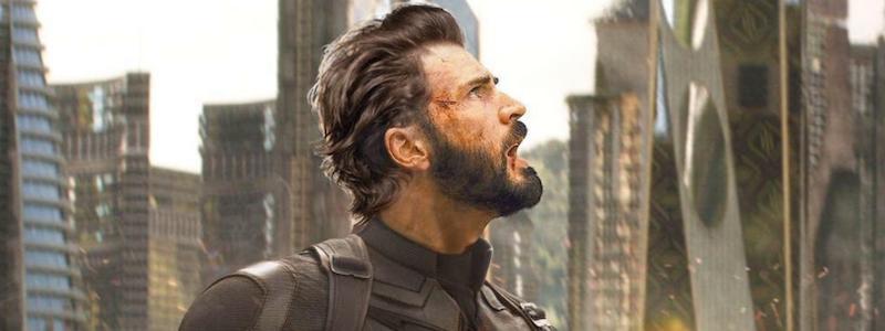 Актер тизерит возвращение Капитана Америка в MCU?