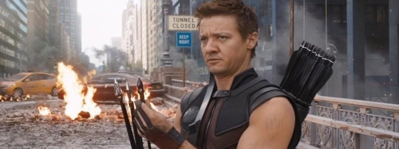 Заменят ли Marvel Джереми Реннера на роли Соколиного глаза