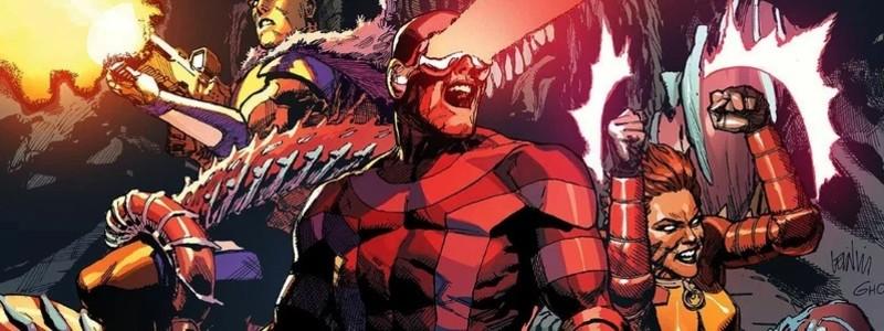 Marvel напомнили, что Люди Икс лучше Мстителей
