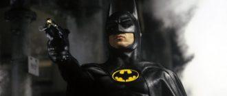 Бэтмен Майкла Китона появится в «Кризисе на Бесконечных Землях»