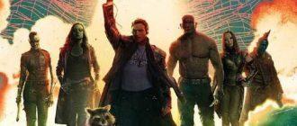 Джеймс Ганн тизерит смерть в «Стражах галактики 3»